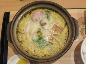 鍋焼きラーメン@TOSA DINING おきゃく:ビジュアル:トップ