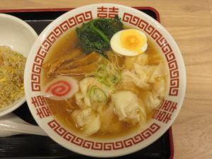 ワンタン麺@中華そば 神寄 巣鴨地蔵通店:ビジュアル:トップ