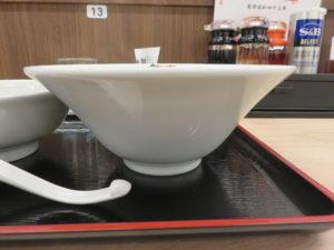 ワンタン麺@中華そば 神寄 巣鴨地蔵通店:ビジュアル:サイド