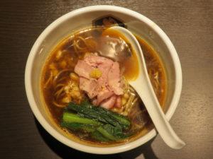 甘えびらーめん@真鯛らーめん 麺魚 神保町店:ビジュアル:トップ