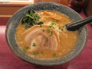 魚介豚骨らーめん@つけ麺 一合 亀戸店:ビジュアル