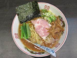 醤油@中華麺きなり:ビジュアル:トップ