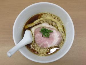 醤油らぁ麺@麺や三樹三郎:ビジュアル:トップ