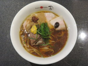 SUKIYAKI醤油Soba@Japanese Soba Noodles 蔦:ビジュアル:トップ