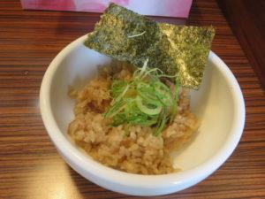 しお@秋刀鮪だし 宣久:秋刀魚出汁ミニ炊込みご飯