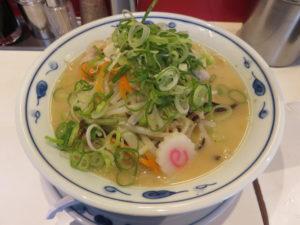 野菜たんめん@らあめん英 本店:ビジュアル