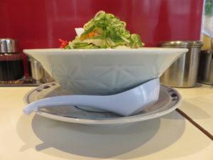 野菜たんめん@らあめん英 本店:ビジュアル:サイド