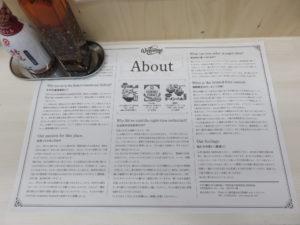 濃厚海老ソバ@マグロ卸のマグロ丼とラーメンの店:about