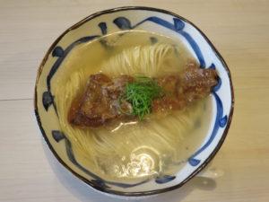 鯛煮干の塩そば@タナカ ロボ:ビジュアル:トップ