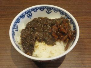 NEOたんたん麺@麺処 ぱちぱち:ビジュアル:日替わり茶碗カレー