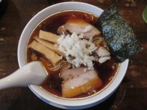 竹岡式ラーメン 並もり@オホーツク北見焼肉のっけ ひるのっけ 東京高円寺本店:ビジュアル:トップ