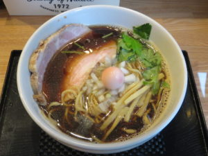 ら~めん(レアチャーシュー)@(仮)麺食堂:ビジュアル