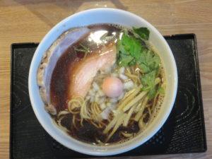 ら~めん(レアチャーシュー)@(仮)麺食堂:ビジュアル:トップ