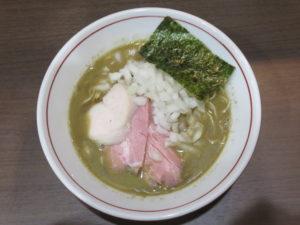 煮干ソバ@Noodle&Spice curry 今日の1番:ビジュアル:トップ