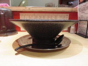 黒孔雀(5辛・太麺)@スパイスらぁ麺 喰JACK:ビジュアル:サイド