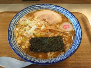 中華そば@白楽 栗山製麺:ビジュアル