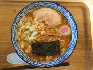 中華そば@白楽 栗山製麺:ビジュアル:トップ