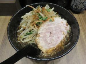 辛焦がし味噌たん麺(大辛)@辛焦がし味噌たん麺 一向:ビジュアル