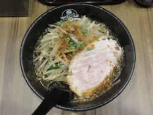 辛焦がし味噌たん麺(大辛)@辛焦がし味噌たん麺 一向:ビジュアル:トップ