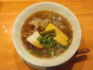 醤油拉麺@麺や 丸三:ビジュアル:トップ