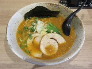 味噌ラーメン@Ladies & じぇんとる麺:ビジュアル