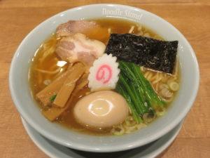 味玉TOKYO中華そば@Noodle Stand Tokyo:ビジュアル