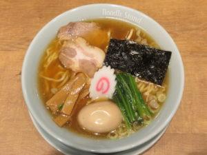 味玉TOKYO中華そば@Noodle Stand Tokyo:ビジュアル:トップ