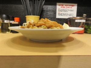 冷やし肉汁パーコー麺@肉汁麺ススム 新橋店:ビジュアル:サイド