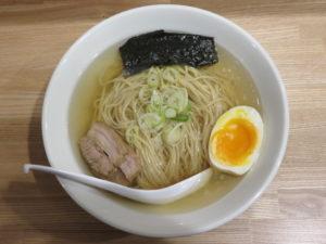 冷やしラーメン@自家製麺 伊藤 神田駅前店:ビジュアル:トップ