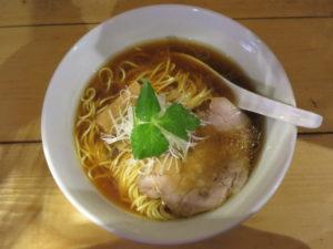 鶏そば@麺や ほころび:ビジュアル:トップ