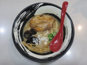 超濃厚とんこつラーメン@麺屋ごうせい:ビジュアル:トップ