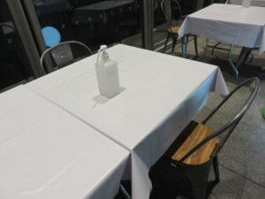 宮崎 日向そば@丸の内×Japan47 ストリートレストラン:卓上