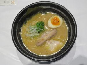 熊本味噌とショコラブランの天草大王ラーメン@丸の内×Japan47 ストリートレストラン:ビジュアル:トップ