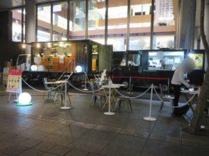 熊本味噌とショコラブランの天草大王ラーメン@丸の内×Japan47 ストリートレストラン:外観