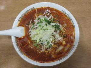 千葉県勝浦風タンタンメン@魂麺 横浜反町店:ビジュアル:トップ