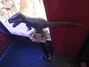 和風鰹出汁担担麺 らーめん原点(チャーシューのせ)@人類みな麺類 Red:恐竜