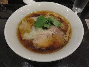 A bowl of microcosmos ramen@Tsurumen Tokyo:ビジュアル