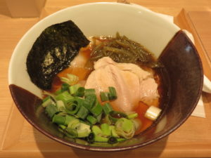 黒木と宮崎の超中華蕎麦@ラーメンWalkerキッチン:ビジュアル
