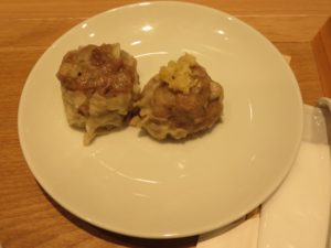黒木と宮崎の超中華蕎麦@ラーメンWalkerキッチン:スペシャルコラボ焼売