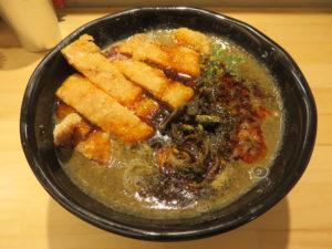 パイコー四川担々麺(ブレンド)@四川担々麺 ななつぼし:ビジュアル