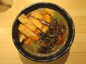 パイコー四川担々麺(ブレンド)@四川担々麺 ななつぼし:ビジュアル:トップ