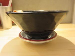 パイコー四川担々麺(ブレンド)@四川担々麺 ななつぼし:ビジュアル:サイド