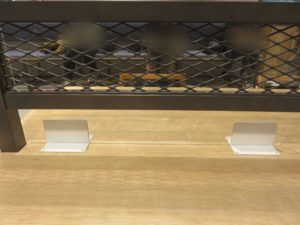 日本一しょうゆの醤油そば@井の庄 光が丘店:卓上