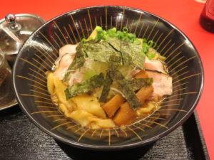 ビャンビャン麺@Jikasei Mensho 渋谷パルコ店:ビジュアル