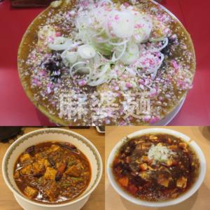 2020年まとめ 麻婆麺
