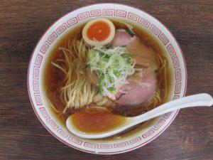 醤油らぁ麺@らぁ麺 大金星(横瀬駅)ビジュアル:トップ