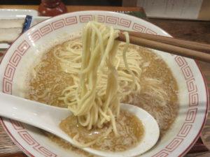 炭火焼濃厚中華そば 鮭@炭火焼濃厚中華そば 倫道(新橋駅)麺