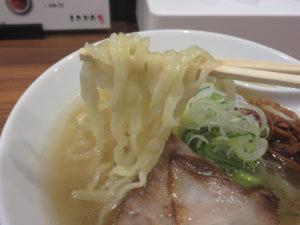 らーめん 珀@きたかた家(錦糸町駅)麺