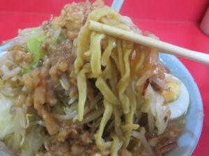 富士丸ラーメン@ラーメン富士丸 東浦和店(東浦和駅)麺