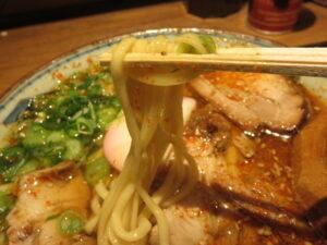 辛味中華(2辛)@大宮 生田庵(大宮駅)麺